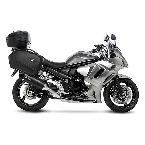 suzuki gsx 1250 fa abs leovince lv one evo slip on exhaust. Black Bedroom Furniture Sets. Home Design Ideas