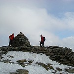 Boxing Day Rescue from Old Man of Coniston