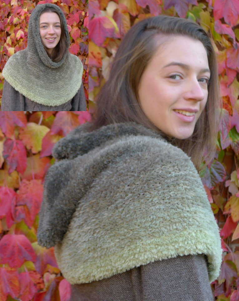 FREE Hooded Cowl Pattern