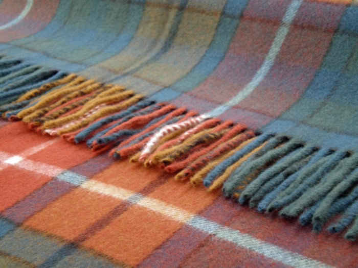 Wool Blanket Online British Made Gifts Antique Buchanan