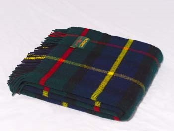 Wool Blanket Online British Made Gifts Hunting Macleod