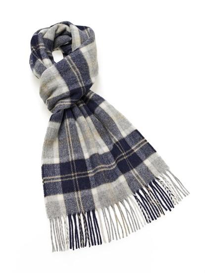 afd7342e7 Wool Blanket Online. British made gifts. Lambswool Tartan Scarf ...